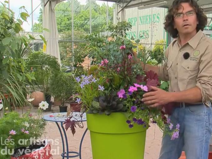 Astuces de pro Jardinières